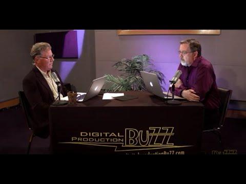 Digital Production BuZZ (8/13/15)