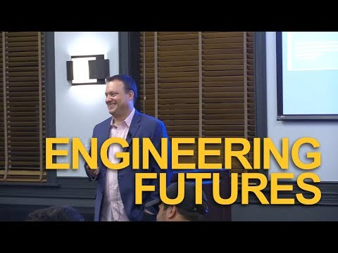 Engineering Futures Seminar - Ryan Parker Intel Story