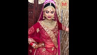 2019 Asian Bride by Manya Makeovers
