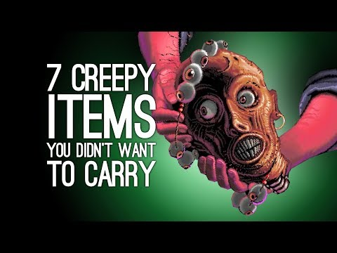 Thumbnail: 7 Creepiest Things You'd Throw Away if They Weren't so Damn Mission-Critical