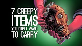 7 Creepiest Things You'd Throw Away if They Weren't so Damn Mission-Critical