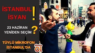 YSK İstanbul'u İPTAL Etti 23 Haziran Seçimi iç