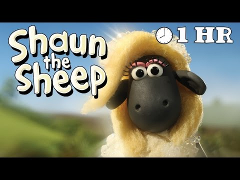 Shaun the Sheep - Season 1 - Episode 11 -20 1HOUR