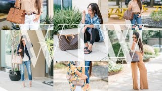 WHAT I WORE - 10 Easy Outfit Ideas | LuxMommy