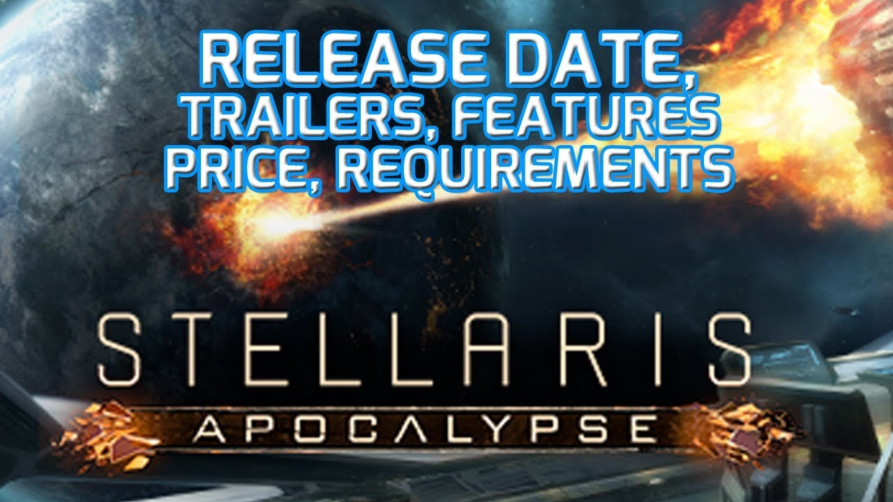 Stellaris – The Great Cherryh Update Patch 2 0 & Apocalypse