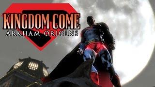 Batman: Arkham Origins - Kingdom Come Superman