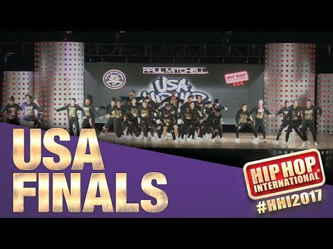 Jukebox Family - Mesa, AZ (Bronze Medalist MegaCrew Division) at HHIUSA2017 Finals