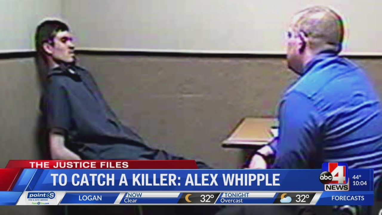 The Justice Files: To Catch a Killer, Alex Whipple pt.2