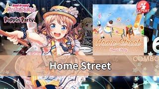 [ガルパ] Poppin'Party - Home Street EXPERT [???][バンドリ]