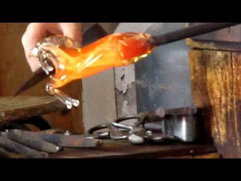 Glass Factory, Murano,