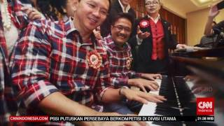 CNN Indonesia Special Interview Djarot Saiful Hidayat