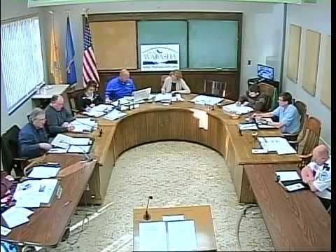 05 07 19 Wabasha City Council Meeting