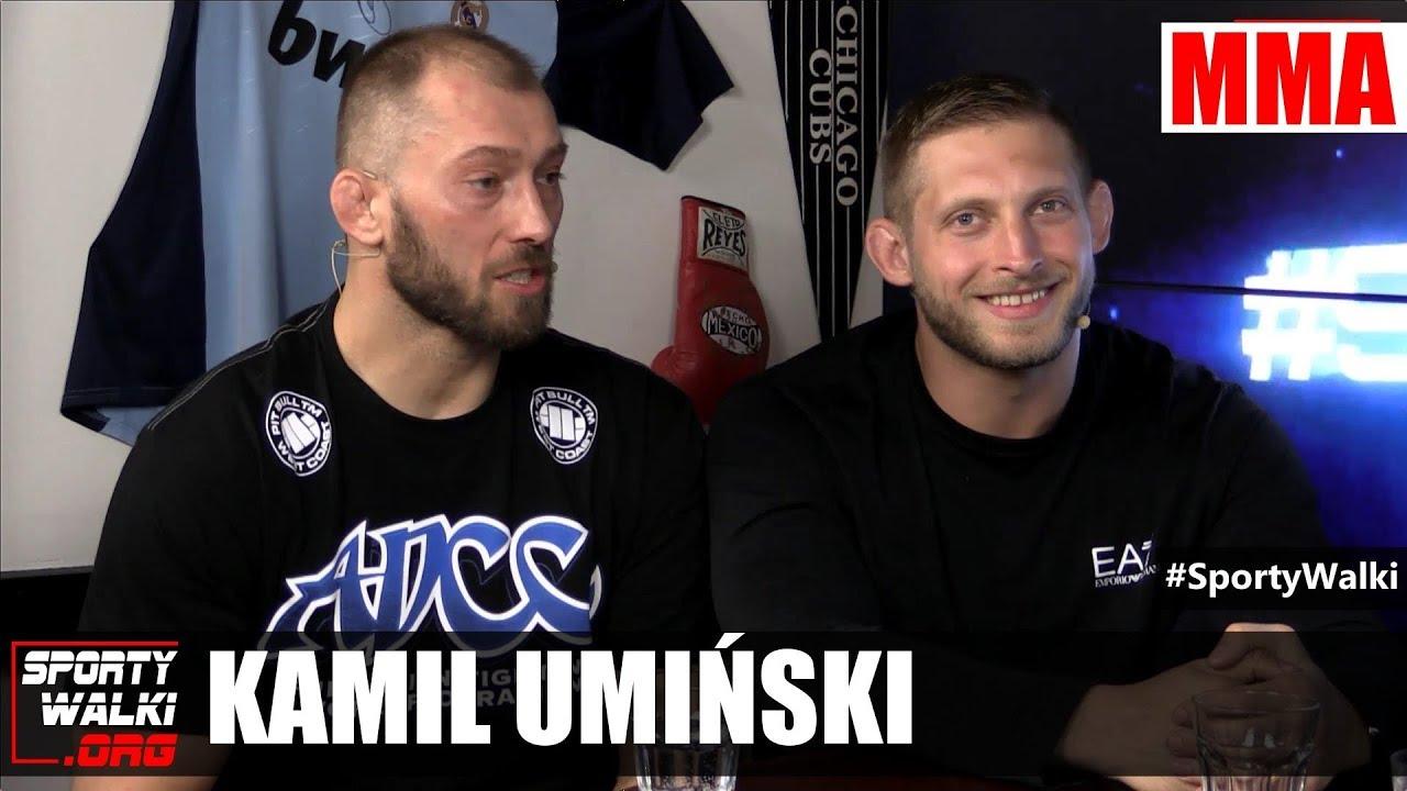 Kamil Umiński o powrocie Popka do treningów