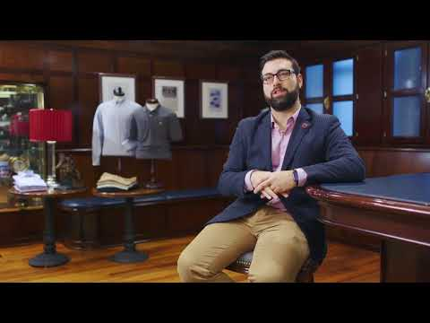Brooks Brothers | Fabrics That Perform