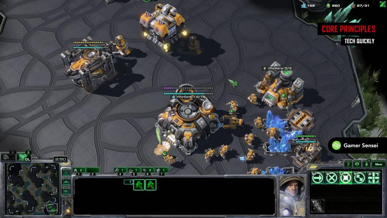 Permalink to Starcraft Terran Build Order