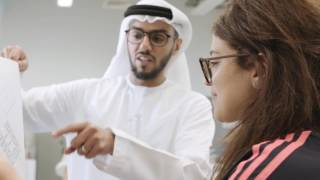 6. Skills Unite Us - Salem Al Qassimi - Graphic Design
