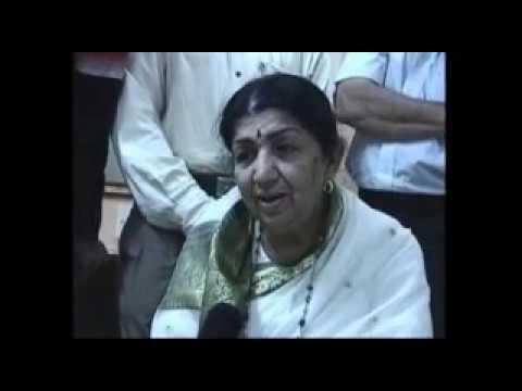 Pandit Bhimsen Joshi   Lata Mangeshkar   Vasantotsav 2004
