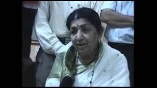 Vasantotsav 2004 Pandit Bhimsen Joshi & Lata Mangeshkar