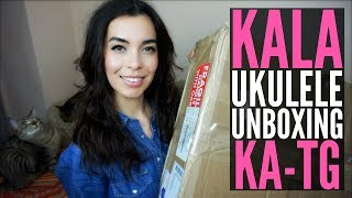 Kala KA-TG Unboxing & Review