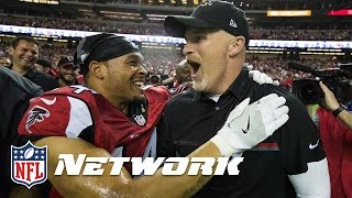 Interview with Falcons Head Coach Dan Quinn | NFL Network | Inside the NFL