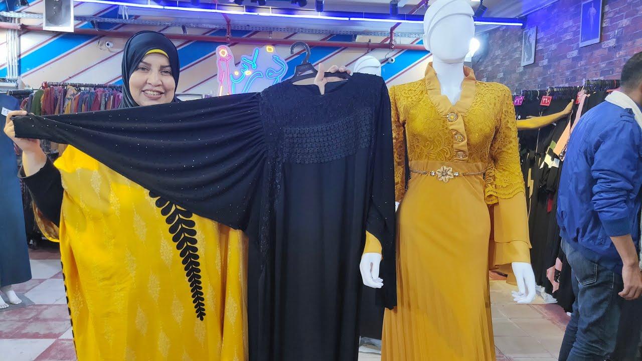 عبايات عيد الام بنصف الثمن من حجابي عرض خاص لكل بكبوظاتي حتي ٨ اكس لارچ حصري٠١٥٥٥٤٧٧٠٢١