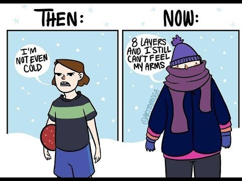 Image of: Cute Funny Comics About Winter Problems That Almost Everyone Will Relate To Youtube Funny Comics About Winter Problems That Almost Everyone Will Relate