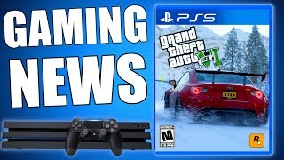 SONY PS5 LAUNCH LINEUP - GTA 6 CONFIRMED - PS5 144fps & MORE (Gaming News)