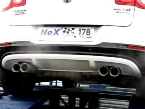 Volkswagen Tiguan цена, технические характеристики, фото