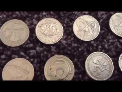 Rare £1 British Coins
