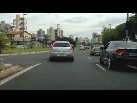 Brazilian Highway Driving 5 - Bossa Nova (Bauru City)