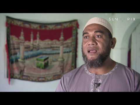 Tongan Muslim leader Imam Kalisitiane Iliasi Manu