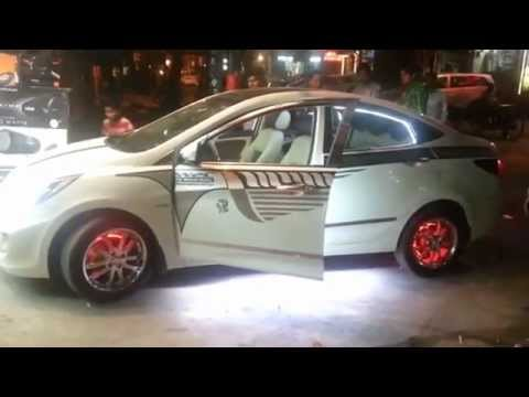Verna Fluidic Modified By Ap New Delhi Youtube