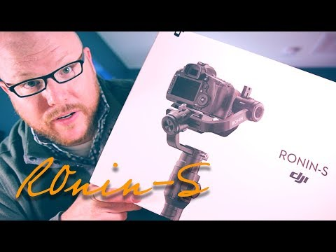 DJI Ronin S DSLR Gimbal First Impressions: Read The Manual, Firmware Issues And Chasing Peacocks!