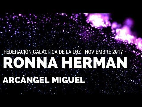 Arcángel Miguel - Noviembre de 2017 - Federación Galáctica de la Luz