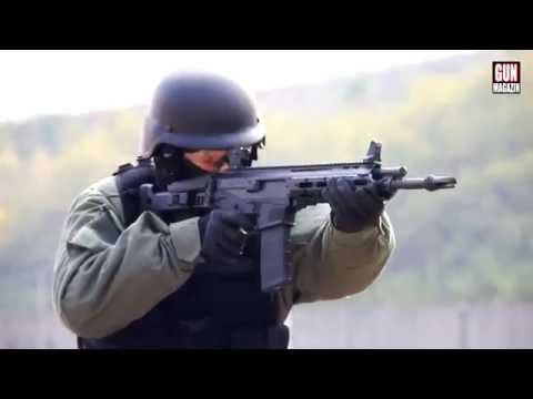 Shooting the Remington ACR full auto