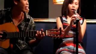 Gambar cover Ngày t  dêm tr ng sinh ra Ðinh Di u Linh   Guitarist  Thành Jeremy   YouTube