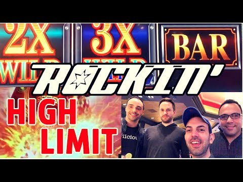 👬👬 Friends ROCKIN' 🎸 the HIGH LIMIT for 30 Minutes!! ✦ Slot Machine Pokies at San Manuel Casino