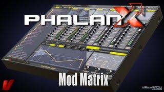 Vengeance Producer Suite - Phalanx Tutorial Video: 06 Mod Matrix