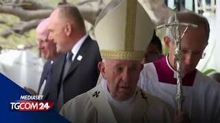 Il Papa al Gemelli per sottoporsi ad un intervento