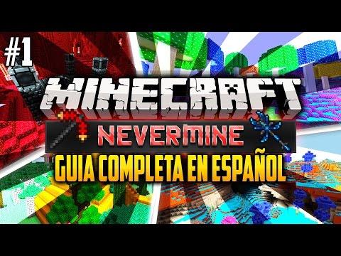 NEVERMINE MOD (ETERNAL ISLES) | #1 | El mejor mod de dimensiones de Minecraft | 1.7.10 | ESPAÑOL