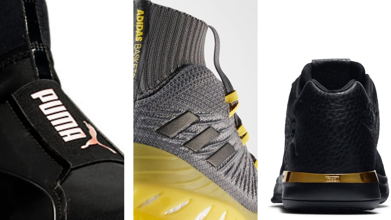 adidas CRAZY EXPLOSIVE 2017, Air JORDAN 11 Low IE, PUMA Fierce and more on HEAT CHECK