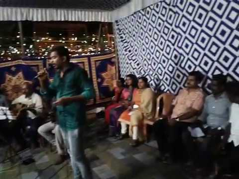 Maname yesuvin padukamaku...cover by George ..Christian Devotional song.. George :9744921869
