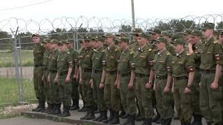 Военные сборы ФВО