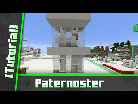 "Elevator ""Paternoster"" [Tutorial]"