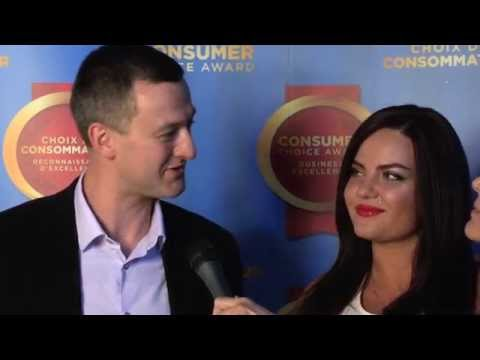 Consumers Choice Awards Toronto 2014
