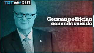 German Minister Commits Suicide Over Covid-19 Stress