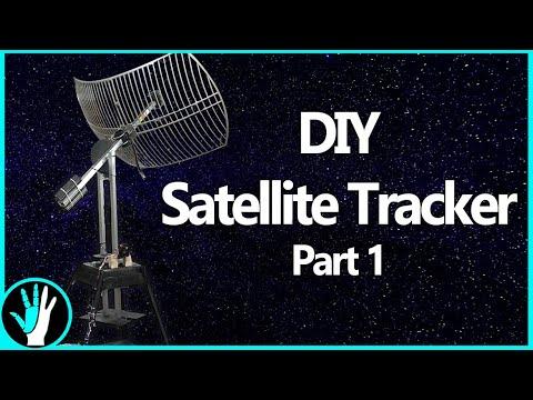 Tracking Satellites In Orbit - Part 1