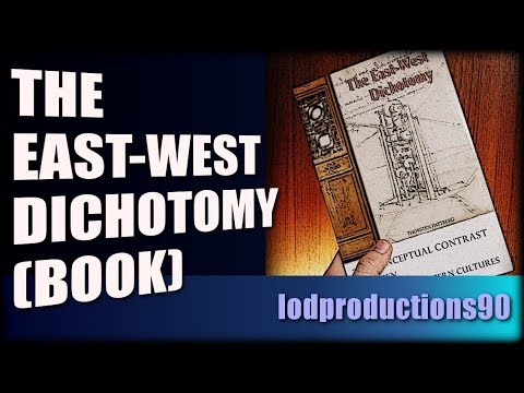 The East-West dichotomy