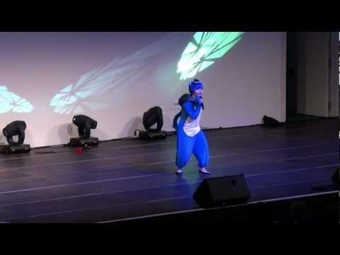 Dokomi 2012 Sontag: Bühnenshow K!SEKI Teil2