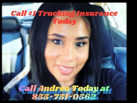 #1 Trucking Insurance